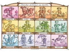 Piccolo zodiaco dei bimbi Guido Zibordi Marchesi