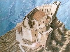 """Castello detto """"Il Volterraio"""""""