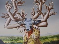 L'uomo-cervo