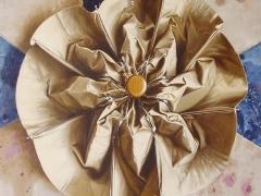 L'ombrello sul pavimento del solaio Guido Zibordi Marchesi