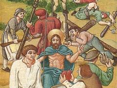 Bruegel - 10 di bastoni