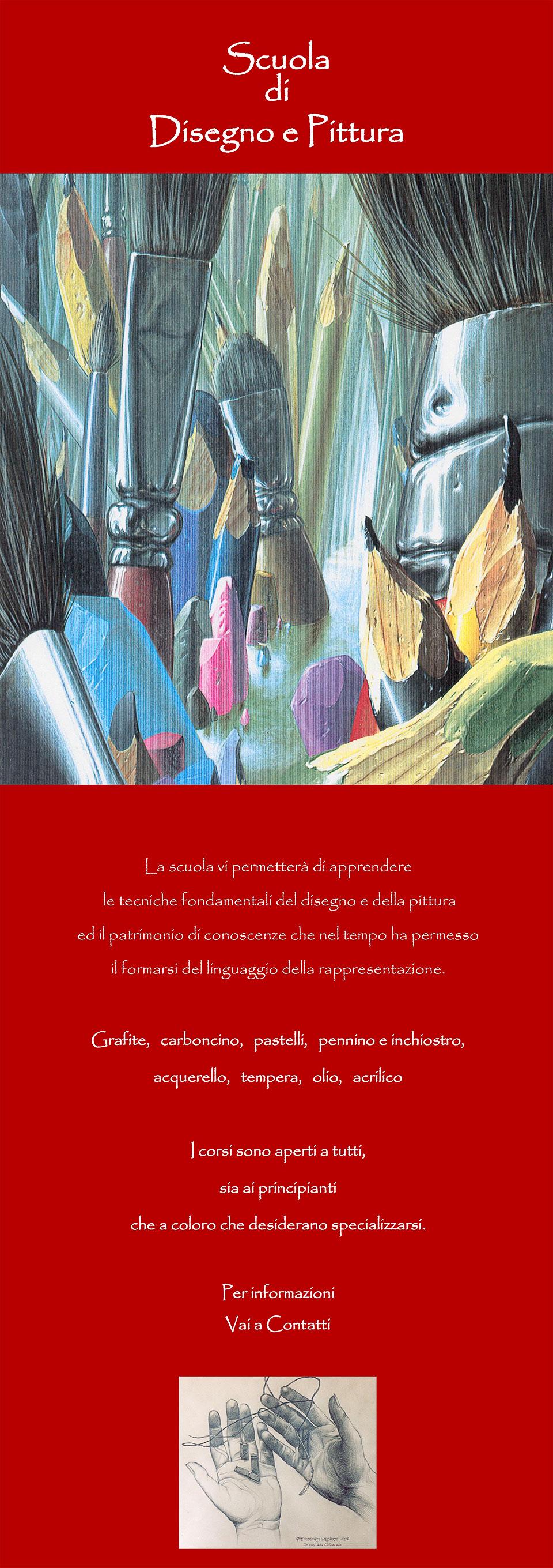 Corsi-disegno e pittura Guido Zibordi Marchesi